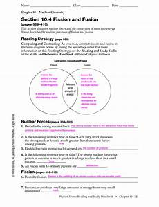 physical science fission fusion worksheet 13093 fission versus fusion worksheet answers breadandhearth