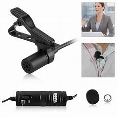 Boya Type Lavalier Condenser Lapel Microphone by Boya Omnidirectional Lavalier Lapel Cable Condenser