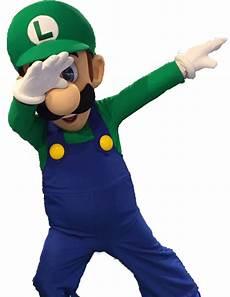 Transparent Template Luigi Dab Your Meme