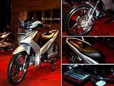 Modifikasi Honda Revo 110cc by Modifikasi Honda Absolute Revo 110cc Semua Ada Disini