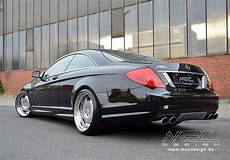 Mec Design Mercedes W216 Cl500 Auf 20 Zoll Alu S