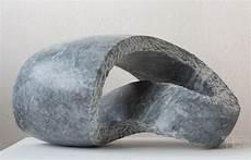 kurve rechts skulptur klaus w rieck marmor