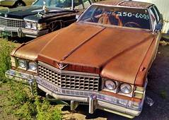 1974 Cadillac Fleetwood TalismanYES TALISMAN No