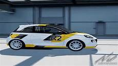 opel adam cup by ptsims modding team for assetto corsa