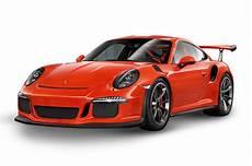 2018 porsche 911 gt3 rs 4 0l 6cyl petrol turbocharged