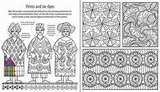patterns to colour usborne childrens books