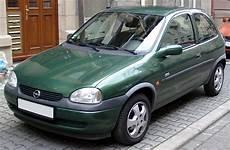 Opel Corsa B Wikiwand