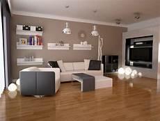 Wohnzimmer Ideen Farbgestaltung - 40 moderne wandfarben ideen f 252 r das wohnzimmer