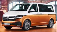 vw t6 1 world premiere of the new volkswagen transporter