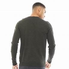 and jones herren basic pullover mit