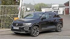 Formacar Der Neue Volkswagen T Roc R Wurde Nah Am