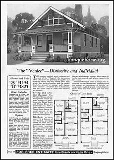 montgomery ward house plans 1928 montgomery ward kit house the venice craftsman