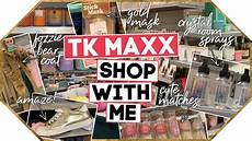 tk maxx shop with me sunday