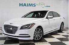 Used Hyundai Genesis 2015 by 2015 Used Hyundai Genesis 4dr Sedan V8 5 0l Rwd At Haims