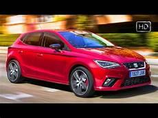 2018 Seat Ibiza Fr Version Hatchback Design Overview