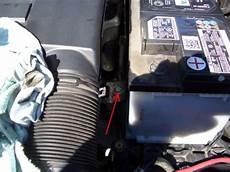golf 7 autobatterie wechseln anleitung zum dsg 214 lwechsel