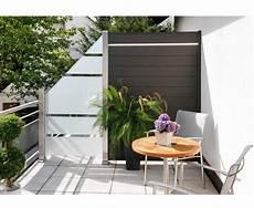 Sichtschutz Aus Glas Abschluss Mit 180 90x90cm Kaufen