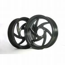 Jantes 12 Pouces 2 75 3 5 Swirl Black Motorkit