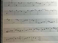 piano how to determine the key divide the tabs and count the pauses when writing the sheet