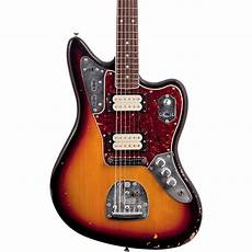 Fender Kurt Cobain Signature Jaguar Electric Guitar Music123