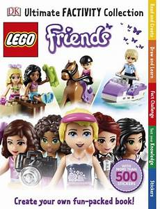 Malvorlagen Lego Friends Ultimate Lego Friends Ultimate Factivity Collection Series By