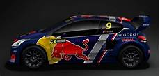rallycross rx 2018 team peugeot goes factory for 2018 fia world rx pmw