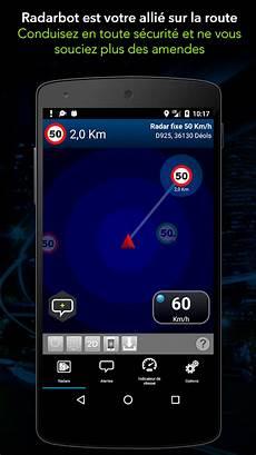 Radarbot Gratuit D 233 Tecteur De Radars Et Alertes
