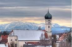 Panoramio Photo Of Kirche Markt Schwaben