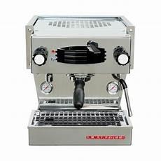 la marzocco linea mini la marzocco linea mini steel caff 232 italia