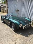 1972 Hawk AC Cobra 289 SOLD  Car And Classic