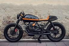 Black Magic Ventus Garage S Moto Guzzi V65 Bike Exif