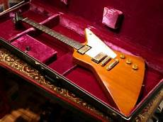 Gibson 76 Explorer Reissue Vintage Electric Guitar