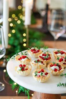 easy holiday appetizer baked goat cheese bites modern glam
