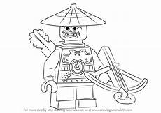 learn how to draw scout from ninjago ninjago step