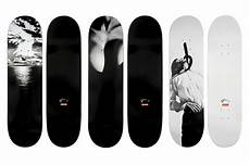 supreme skateboarding robert longo for supreme skateboards hypebeast
