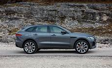 Jaguar F Pace Car And Driver by 2017 Jaguar F Pace Photo Gallery Of Drives From