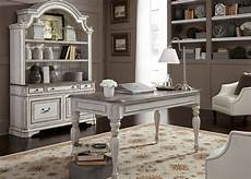white home office furniture collections antique white writing desk magnolia manor home office