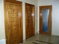 portes d int 233 rieur de villa moderne en bois noble et mdf
