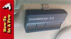 batterie in garage how to replace your garage opener remote battery