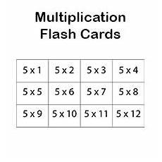 free printable math flash cards multiplication 10822 tim de vall comics printables for