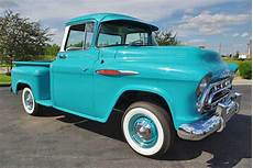 1957 chevrolet 3100 classic muscle truck muscle cars never die