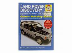 free service manuals online 2007 land rover discovery electronic valve timing haynes workshop manual land rover discovery 3 2 7l tdv6 2004 2009