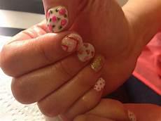 valentines day nails gel nail art