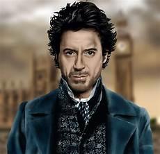 Sherlock Robert Downey Jr - sherlock robert downey jr by iamherecozidraw on