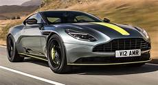 aston martin db11 amr debuts with 630 hp and 208 mph top speed carscoops