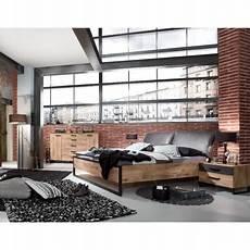 style de chambre adulte chambre adulte style industriel new york imitation ch 234 ne