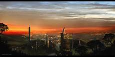 25 mind blowing matte painting exles for your inspiration