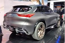 2020 infiniti qx50 is based on the qx sport inspiration