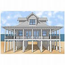 houses on stilts plans classic florida cracker beach house plan coastal