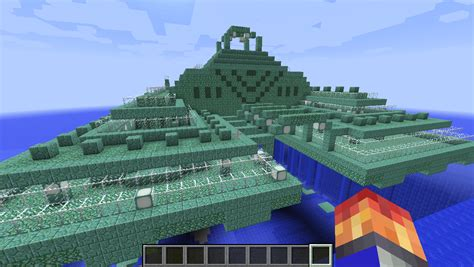 Minecraft Water Temple